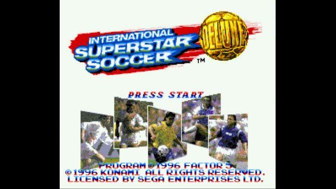 Image International Superstar Soccer Deluxe