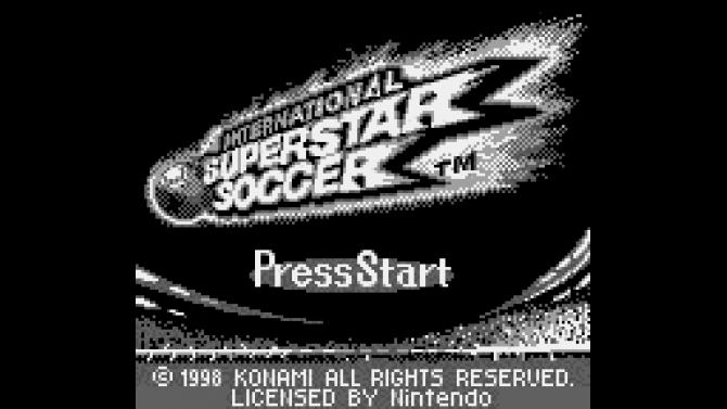 Image International Superstar Soccer (GB)