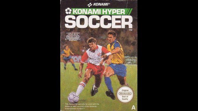 Image Konami Hyper Soccer