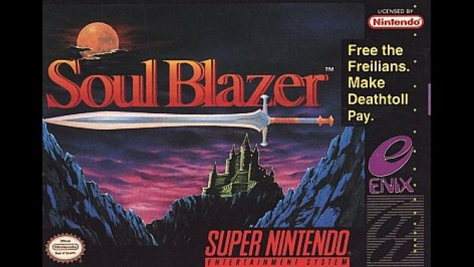 Image Soul Blazer