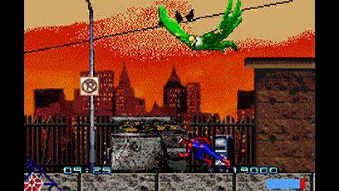 Image Spider-Man : The Movie