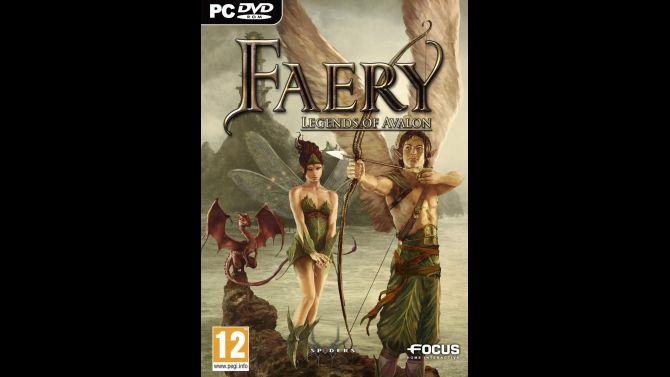 Image Faery : Legends of Avalon
