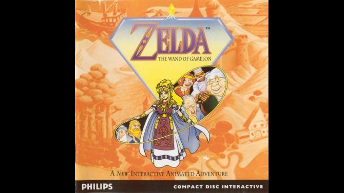 Image Zelda : The Wand of Gamelon