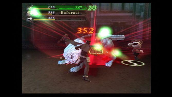 Image Shin Megami Tensei : Devil Summoner 2 - Raidou Kuzunoha vs King Abaddon