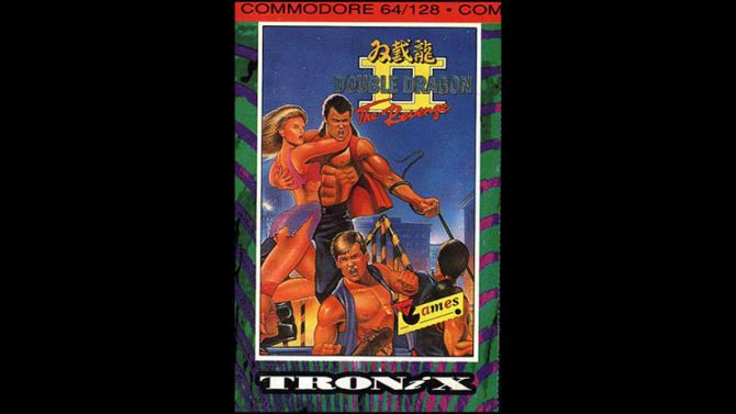 Image Double Dragon II : The Revenge