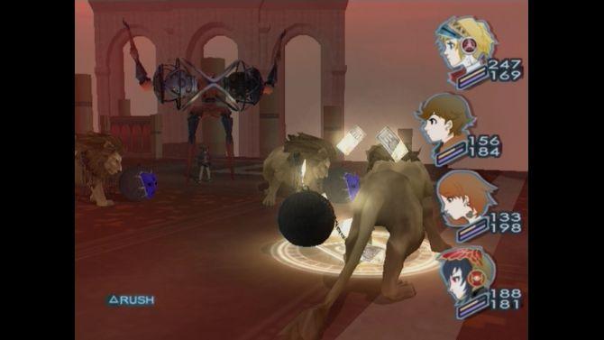 Image Shin Megami Tensei : Persona 3 Fes