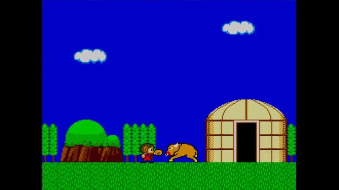 Image Alex Kidd In Miracle World