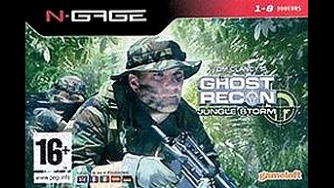 Image Tom Clancy's Ghost Recon : Jungle Storm