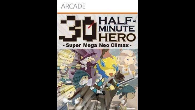 Image Half-Minute Hero : Super Mega Neo Climax