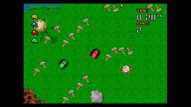 Image Micro Machines Military