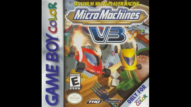 Image Micro Machines V3