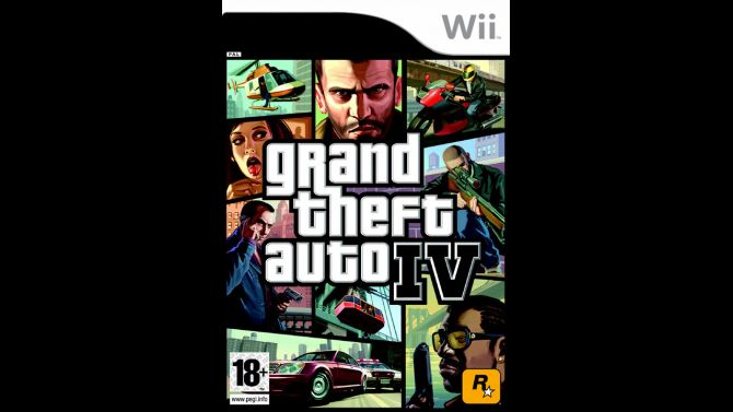 gta iv une menace pour la wii. Black Bedroom Furniture Sets. Home Design Ideas