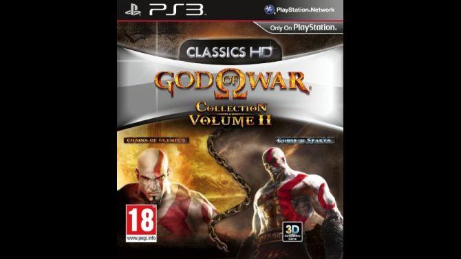 Image God of War Collection Vol II