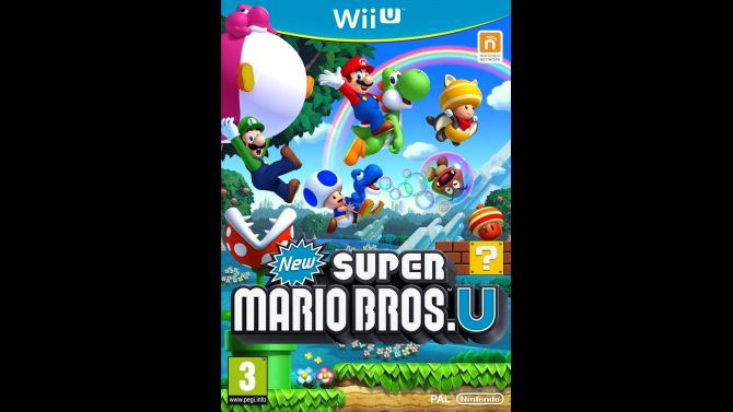 Image New Super Mario Bros. U