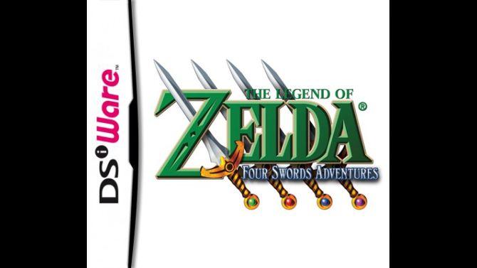 Image The Legend of Zelda : Four Swords Adventures
