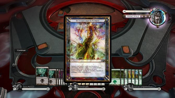 Image Magic : The Gathering - Duels of the Planeswalkers 2012