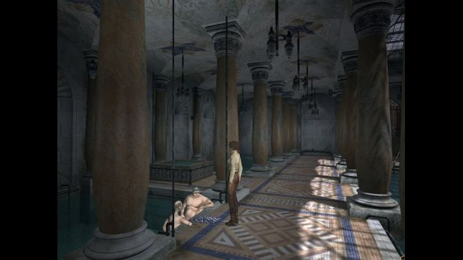 Test de Syberia (Xbox 360, PS3, iPad, iPhone, iPod Touch)