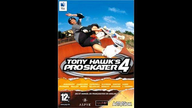 Image Tony Hawk's Pro Skater 4