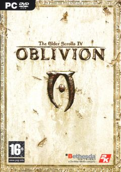 Jaquette de The Elder Scrolls IV : Oblivion PC