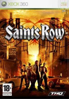 Jaquette de Saints Row Xbox 360