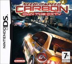 Jaquette de Need for Speed Carbon DS