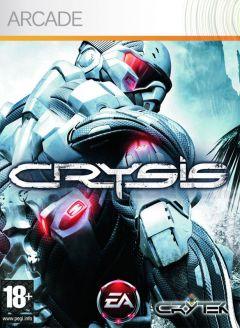 Jaquette de Crysis Xbox 360