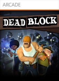 Jaquette de Dead Block Xbox 360