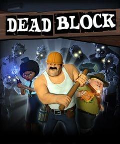 Jaquette de Dead Block PlayStation 3