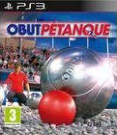 Jaquette de Pétanque Master PlayStation 3