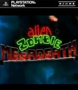 Jaquette de Alien Zombie Megadeath PlayStation 3