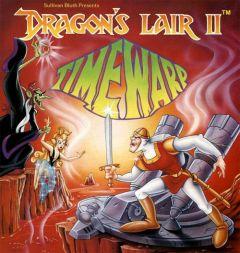 Jaquette de Dragon's Lair II : Time Warp DSi