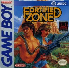 Jaquette de Fortified Zone Game Boy