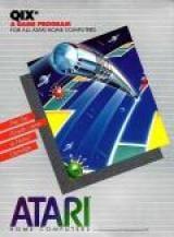 Jaquette de Qix Atari 8-Bit