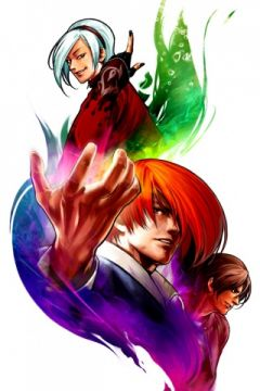Jaquette de The King of Fighters-i iPhone, iPod Touch