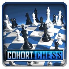 Jaquette de Cohort Chess PSP