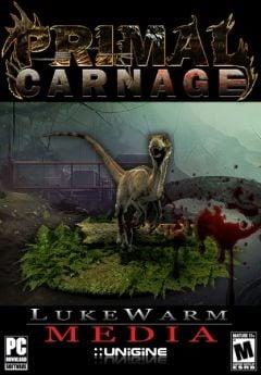 Jaquette de Primal Carnage PC