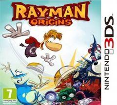 Jaquette de Rayman Origins Nintendo 3DS