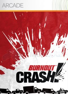 Jaquette de Burnout Crash! Xbox 360