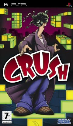 Jaquette de Crush PSP