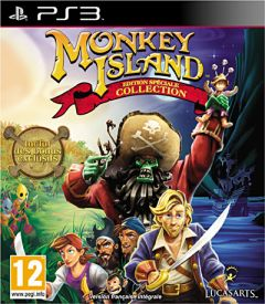 Jaquette de Monkey Island Edition Spéciale : Collection PlayStation 3