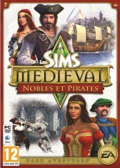 Jaquette de Les Sims Medieval - Nobles et Pirates PC