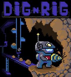 Jaquette de Dig-N-Rig PC