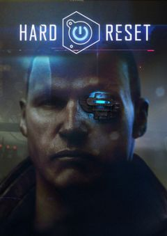Jaquette de Hard Reset PC