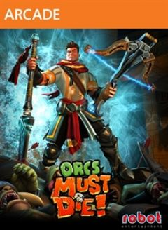 Jaquette de Orcs Must Die! Xbox 360