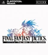 Jaquette de Final Fantasy Tactics : The War of the Lions PlayStation 3