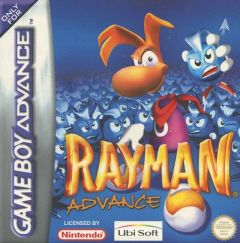 Jaquette de Rayman Game Boy Advance