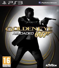 Jaquette de GoldenEye 007 Reloaded PlayStation 3