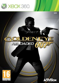 Jaquette de GoldenEye 007 Reloaded Xbox 360