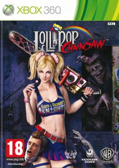 Jaquette de Lollipop Chainsaw Xbox 360