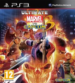 Jaquette de Ultimate Marvel Vs. Capcom 3 PlayStation 3